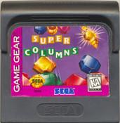 Super Columns - Game Gear Game