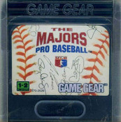 The Majors Pro Baseball - Game Gear Game