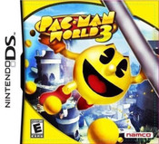 Pac-Man World 3 - DS Game