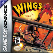 Wings - Game Boy Advance Game