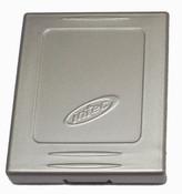 Intec Plastic Game Case Silver - Game Boy