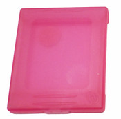 Intec Plastic Game Case Pink - Game Boy