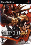 Guilty Gear Isuka - PS2 Game