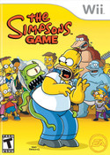 Simpsons Game, The - Wii Game