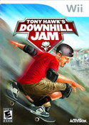 Tony Hawk's Downhill Jam - Wii Game