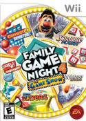Family Game Night 4 - Wii Game