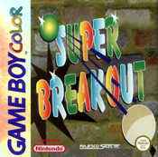 Super Breakout - Game Boy Color Game
