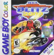 NFL Blitz 2000 - Game Boy Color Game