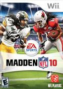 Madden NFL 10 - Wii Game