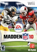 Madden NFL 10 - Wii Game