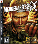 Mercenaries 2 World in Flames - PS3 Game