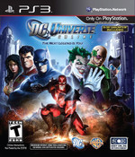 DC Universe Online - PS3 Game