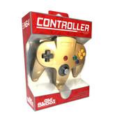 New Replica Controller Gold - N64