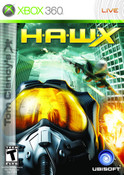 HAWX, Tom Clancy's - Xbox 360 Game