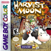 Harvest Moon 2 - GameBoy Color Game