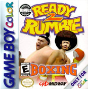 Ready 2 Rumble Boxing - Game Boy Color Game