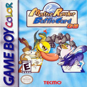 Monster Rancher Battle Card GB - Game Boy Color Game
