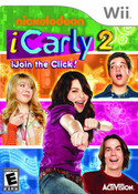 iCarly 2 - Wii Game