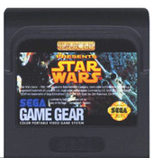 Star Wars Game Gear Game
