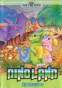 Dinoland - Genesis Game Box