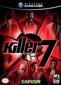 Killer 7 GameCube game