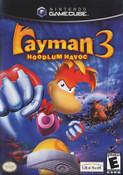 Rayman 3 Hoodlum Havoc - GameCube Game