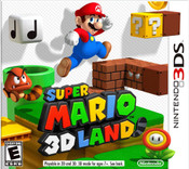 Super Mario 3D Land - 3DS Game