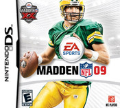 Madden 09 - DS Game