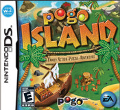 Pogo Island - DS Game