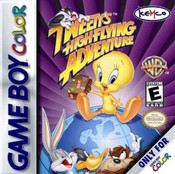 Tweety's Highflying Adventure - Game Boy Color Game
