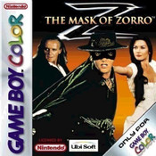 Mask of Zorro - Game Boy Color Game