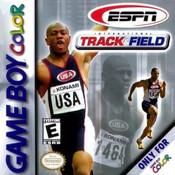 ESPN International Track & Field - Game Boy Color Game