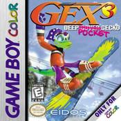 Gex 3 Deep Pocket Gecko - Game Boy Color Game