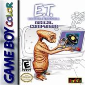 E.T. The Extra Terrestrial Digital Companion - Game Boy Color Game