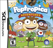 Poptropica Adventures - DS Game