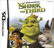 Shrek the Third - DS Game