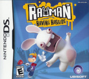 Rayman Raving Rabbids - DS Game