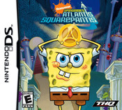 Spongebob's Atlantis Squarepantis - DS Game