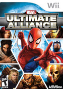 Marvel Ultimate Alliance - Wii Game