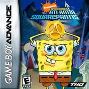 SpongeBob's Atlantis Squarepantis - Game Boy Advance Game