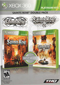 Saints Row Double Pack - Xbox 360 Game