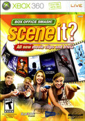 Scene It? Box Office Smash - Xbox 360 Game