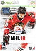 NHL 10 - Xbox 360 Game
