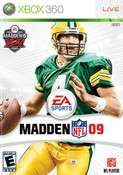 Madden NFL 09 - Xbox 360 Game