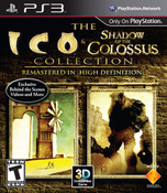 ICO & Shadow of the Colossus Collection - PS3 Game