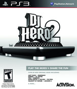 DJ Hero 2 - PS3 Game