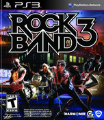 Rock Band 3 - PS3 Game