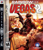 Rainbow Six Vegas 2 - PS3 Game