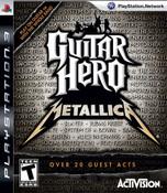 Guitar Hero Metallica - PS3 Game