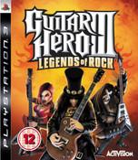 Guitar Hero III Legends of Rock - PS3 Game